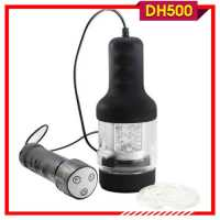 Âm đạo giả cao cấp tự động bú mút siêu mạnh DH500