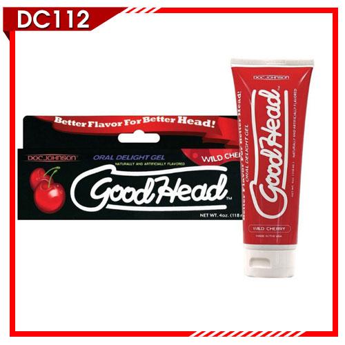 Gel bôi trơn nâng khoái cảm cho tình yêu Good Head