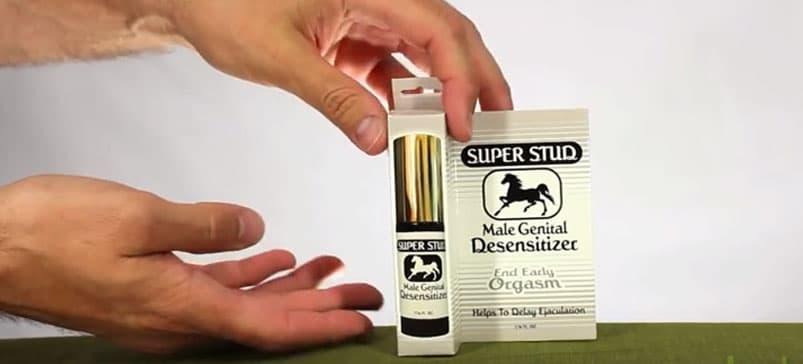 Thuốc xịt chống xuất tinh sớm Super Stud 03