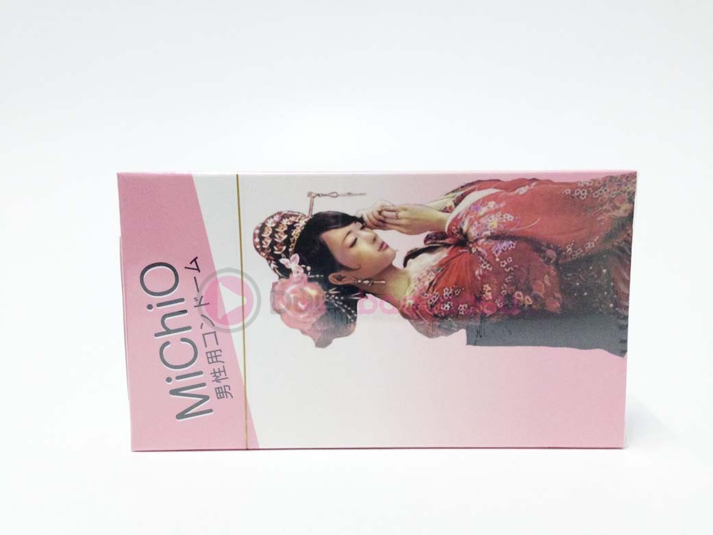 Bao cao su đa tính năng michio chính hãng của Nhật 02