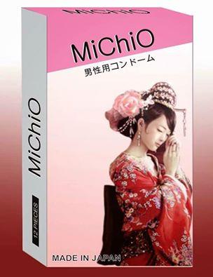 Bao cao su đa tính năng michio chính hãng của Nhật 03
